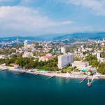 Сочи целиком и полностью город туризм