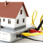 Как подключить интернет в доме?